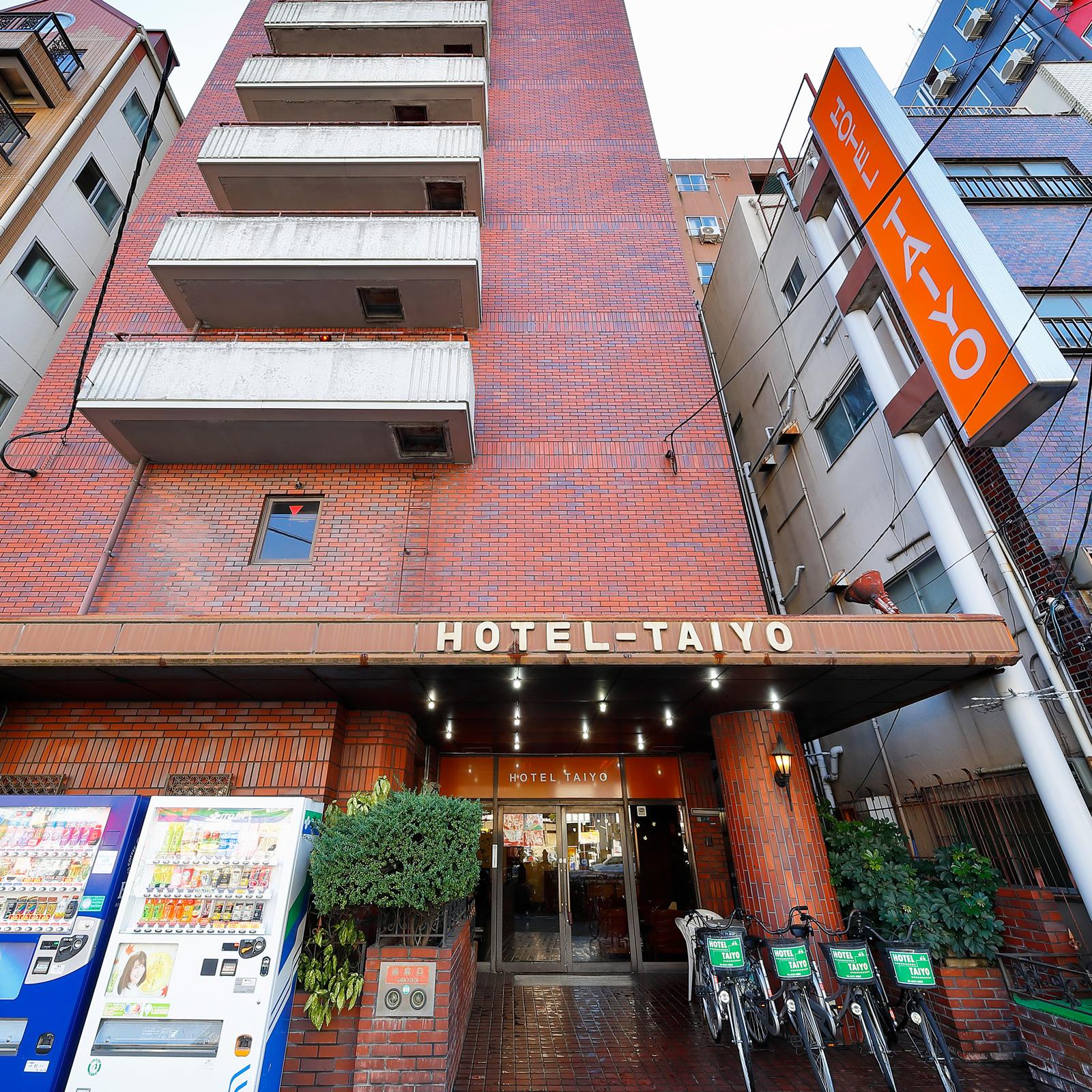 ホテル太洋   大阪ミナミの格安ホテル
